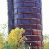 An old silo.<br /> <br /> Photographer's Name: Rebecca Reding<br /> Photographer's City and State: Anderson, Ind.