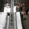 A look at the toboggan run and the long walk back up the hill at Pokagon State Park.<br /> <br /> Photographer's Name: Jerry Byard<br /> Photographer's City and State: Anderson, Ind.