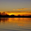 December sunrise.<br /> <br /> Photographer's Name: J.R. Rosencrans<br /> Photographer's City and State: Alexandria, Ind.