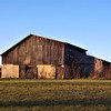 December barn shot in Richland Township.<br /> <br /> Photographer's Name: J.R. Rosencrans<br /> Photographer's City and State: Alexandria, Ind.