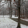 A snowy Saturday morning at Mounds Park before Christmas Eve.<br /> <br /> Photographer's Name: Jerry Byard<br /> Photographer's City and State: Anderson, Ind.