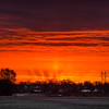 Sunrise on Sunday this week.<br /> <br /> Photographer's Name: Terry Lynn Ayers<br /> Photographer's City and State: Anderson, Ind.
