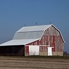 Barns of Madison County in Richland Township.<br /> <br /> Photographer's Name: J.R. Rosencrans<br /> Photographer's City and State: Alexandria, Ind.