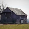 """If barns could talk..."" Richland Township barns.<br /> <br /> Photographer's Name: J.R. Rosencrans<br /> Photographer's City and State: Alexandria, Ind."