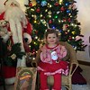 My granddaughter, Charlotte Adams, is ready for Christmas!<br /> <br /> Photographer's Name: Diana Adams<br /> Photographer's City and State: Frankton, Ind.