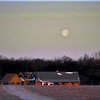 Country full moon in Richland Township.<br /> <br /> Photographer's Name: J.R. Rosencrans<br /> Photographer's City and State: Alexandria, Ind.