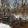 Killbuck Creek in February.<br /> <br /> Photographer's Name: J.R. Rosencrans<br /> Photographer's City and State: Alexandria, Ind.