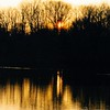 Sunset at Shadyside Park.<br /> <br /> Photographer's Name: Rebecca Reding<br /> Photographer's City and State: Anderson, Ind.