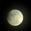 Hazy Penumbral eclipse of the full snow moon in far North Anderson.<br /> <br /> Photographer's Name: Micah Mitchell<br /> Photographer's City and State: Anderson, Ind.