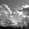 A Sunday sky over Anderson.<br /> <br /> Photographer's Name: Harry Van Noy<br /> Photographer's City and State: Lafayette Township, Ind.