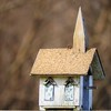 February is National Bird House Month.<br /> <br /> Photographer's Name: J.R. Rosencrans<br /> Photographer's City and State: Alexandria, Ind.