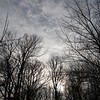 A cloudy sunset in Madison County.<br /> <br /> Photographer's Name: Harry Van Noy<br /> Photographer's City and State: Lafayette Township, Ind.