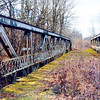 Jim Gwaltney submitted this photo of the old bridge on County Road 600 South west of Indiana 109.