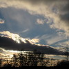 Clouds on a cold January 4.<br /> <br /> Photographer's Name: Harry Van Noy<br /> Photographer's City and State: Lafayette Township, Ind.