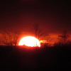 The last sunset of 2016, seen from Lafayette Township.<br /> <br /> Photographer's Name: Harry Van Noy<br /> Photographer's City and State: Lafayette Township, Ind.