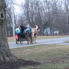Nothing like a horse/cart ride on New Year's Day!<br /> <br /> Photographer's Name: Harry Van Noy<br /> Photographer's City and State: Lafayette Township, Ind.