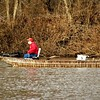 January fisherman at Shadyside Lake<br /> <br /> Photographer's Name: J.R. Rosencrans<br /> Photographer's City and State: Alexandria, Ind.