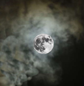 2018 New Year's super moon.<br /> <br /> Photographer's Name: Jack D. Reynolds<br /> Photographer's City and State: Anderson, Ind.