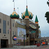 Corn Palace in Mitchell, South Dakota.<br /> <br /> Photographer's Name: Karen McCord<br /> Photographer's City and State: Frankton, Ind.