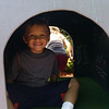 "My son, Thias, enjoying ""The Bat Cave"" at Mounds State Park.<br /> <br /> Photographer's Name: Molly McCoy<br /> Photographer's City and State: Anderson, Ind."