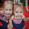 Kambria Fox and Nilsa Fox enjoying the music at Shadyside Park.<br /> <br /> Photographer's Name: Terry Lynn Ayers<br /> Photographer's City and State: Anderson, Ind.