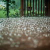 Hail on my deck from the storm yesterday.<br /> <br /> Photographer's Name: Terry Lynn Ayers<br /> Photographer's City and State: Anderson, Ind.