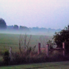 Fog and fence, taken at my farm in Richland Township.<br /> <br /> Photographer's Name: J.R. Rosencrans<br /> Photographer's City and State: Alexandria, Ind.