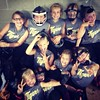 This is the 8-and-under girls softball all-star team from Alexandria. They competed in the Summer Slam tournament in Pendleton over the weekend.<br /> <br /> Photographer's Name: Carrie Long<br /> Photographer's City and State: Alexandria, Ind.