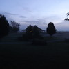"""""""Morning mist at the barn"""" in Richland Township.<br /> <br /> Photographer's Name: J.R. Rosencrans<br /> Photographer's City and State: Alexandria, Ind."""
