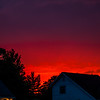 The sunset tonight (June 26)<br /> <br /> Photographer's Name: Terry Lynn Ayers<br /> Photographer's City and State: Anderson, Ind.