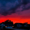 The sunset on June 26.<br /> <br /> Photographer's Name: Terry Lynn Ayers<br /> Photographer's City and State: Anderson, Ind.