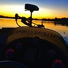 Fishing at dawn on Lake Wawasee.<br /> <br /> Photographer's Name: J.R. Rosencrans<br /> Photographer's City and State: Alexandria, Ind.