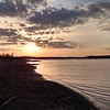 Sunset at Salamonie Lake<br /> <br /> Photographer's Name: Morgan Elbert<br /> Photographer's City and State: Alexandria, Ind.