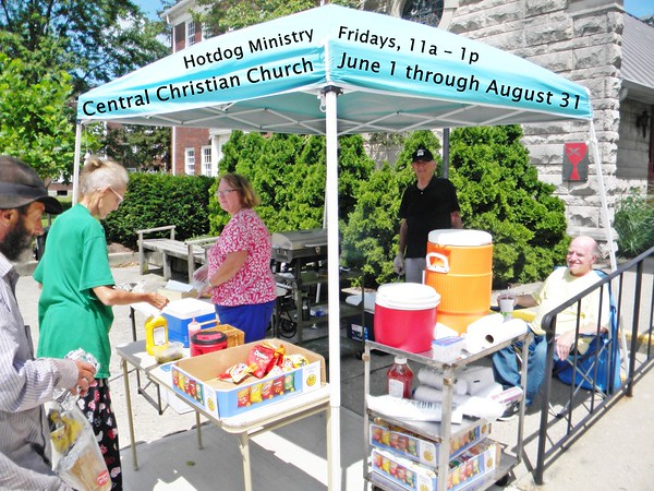 Serving our community. Serving Our Lord!<br /> <br /> Photographer's Name: Jack D. Reynolds<br /> Photographer's City and State: Anderson, Ind.