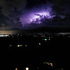 Heat lightning over Chesterfield, Ind., 7/16/2017. <br /> <br /> Photographer's Name: Kyle Herrington<br /> Photographer's City and State: Anderson, Ind.