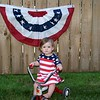 My Grandaughter, Charlotte Adams, is ready to celebrate the 4th of July!<br /> <br /> Photographer's Name: Diana Adams<br /> Photographer's City and State: Frankton, Ind.