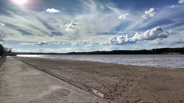 The beach at Salamonie Lake.<br /> <br /> Photographer's Name: Morgan Elbert<br /> Photographer's City and State: Alexandria, Ind.