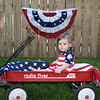 Charlotte Adams is ready to celebrate 4th of July!<br /> <br /> Photographer's Name: Diana Adams<br /> Photographer's City and State: Frankton, Ind.