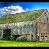 Brookfield barn.<br /> <br /> Photographer's Name: Linda  Riedel Shively<br /> Photographer's City and State: Daleville, Ind.