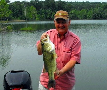 A four-pounder at Patoka (J.R. Rosencrans in photo)<br /> <br /> Photographer's Name: J.R. Rosencrans<br /> Photographer's City and State: Alexandria, Ind.