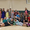 Mrs. Hagerman's 6th grade class won the field day competition at Pendleton Elementary School.<br /> <br /> Photographer's Name: Brian Gust<br /> Photographer's City and State: Pendleton, Ind.