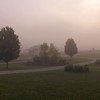 Farm fog: My barn in Richland Township.<br /> <br /> Photographer's Name: J.R. Rosencrans<br /> Photographer's City and State: Alexandria, Ind.