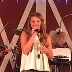 Nicole Winkler singing at the Gladewater Opry in Gladewater, Texas, on Saturday, June 11, 2016.<br /> <br /> Photographer's Name: Nicole Winkler<br /> Photographer's City and State: Anderson, Ind.
