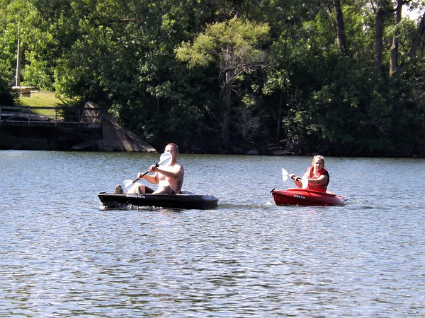 Shadyside Lake summer fun.<br /> <br /> Photographer's Name: J.R. Rosencrans<br /> Photographer's City and State: Alexandria, Ind.