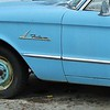 1962 Ford Fairlane in great condition.<br /> <br /> Photographer's Name: Rebecca Reding<br /> Photographer's City and State: Anderson, Ind.