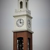 Clock tower with bells in Carmel.<br /> <br /> Photographer's Name: Rebecca Reding<br /> Photographer's City and State: Anderson, Ind.