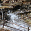 Strahl Lake Falls overflow at Brown County State Park.<br /> <br /> Photographer's Name: Jerry Byard<br /> Photographer's City and State: Anderson, Ind.