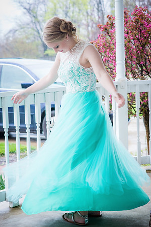 My daughter Cassandra Ayers twirling her dress before leaving for the banquet of Liberty Christian School.<br /> <br /> Photographer's Name: Terry Lynn Ayers<br /> Photographer's City and State: Anderson, Ind.
