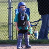 Wyatt Jeffers waits for the next pitch at his baseball game.<br /> <br /> Photographer's Name: Brian Fox<br /> Photographer's City and State: Anderson, Ind.