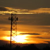 Tuesday sunset.<br /> <br /> Photographer's Name: Harry Van Noy<br /> Photographer's City and State: Lafayette Twp., Ind.